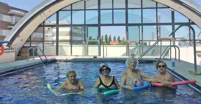Programa de estancias cortas en residencias de mayores de DomusVi.