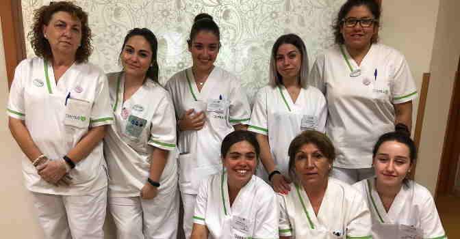 DomusVi beca a alumnos de FP Dual en seis centros de Madrid
