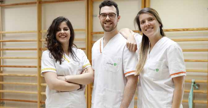 DomusVi lleva su apuesta por la FP Dual a Galicia