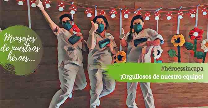 DomusVi incrementa el número de desinfecciones en sus centros