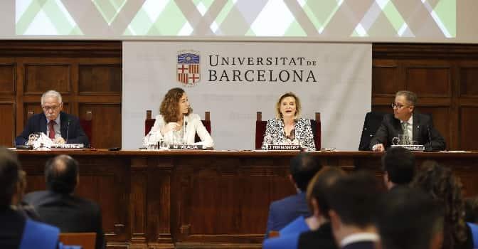 DomusVi gradúa a 23 directores de centro en la Universidad de Barcelona