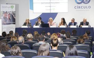 Una jornada de DomusVi sobre protección jurídica de los mayores reúne a jueces, fiscales, notarios, profesionales y representantes institucionales.