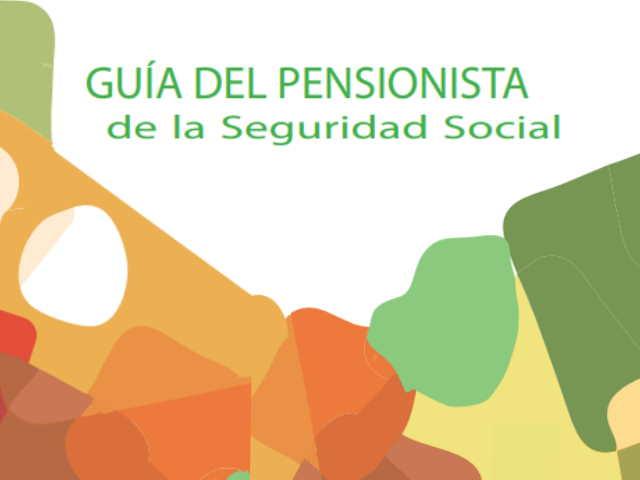 El rincón de la ONG. Guía del pensionista de la Seguridad Social: toda la información