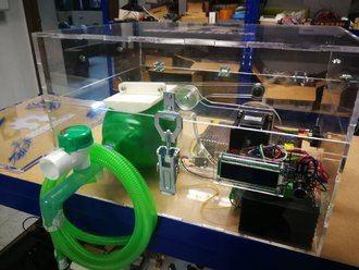Respiradores automáticos impresos en 3D gratuitos para pacientes con coronavirus