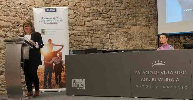 EULEN Sociosanitarios organizó Jornada de ética en Vitoria