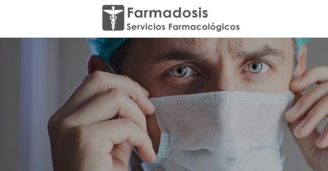 Farmadosis lanza productos para reforzar la higiene contra el coronavirus en residencias de mayores y otros lugares públicos.