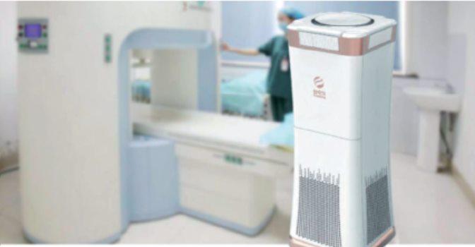 Farmadosis ofrece sus módulos de purificación de aire y desinfección