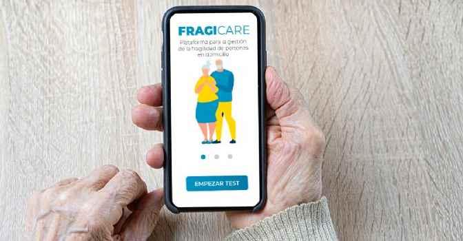 Así es Fragicare, la plataforma para gestionar la fragilidad