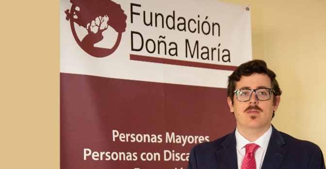 José Vázquez Pena es presidente del Patronato de la Fundación Doña María (Fundomar).