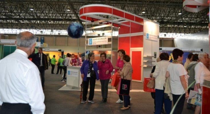 Ourense acoge de nuevo el Salón Internacional de las Personas Mayores