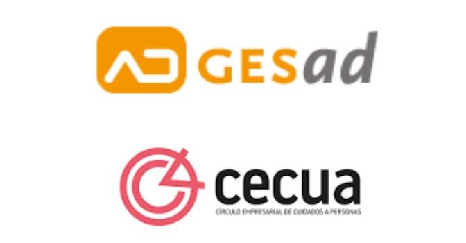 Gesad y Cecua firman una alianza para mejorar el sector asistencial.