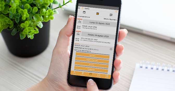 Gesad Mobile, la app para gestionar el Servicio de Ayuda a Domicilio