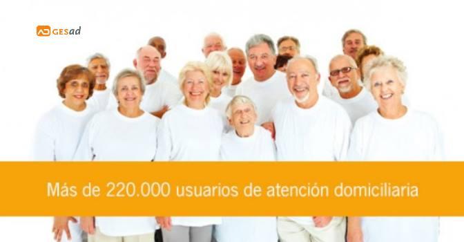 Gesad implantará su software para gestionar el Servicio de Ayuda a Domicilio en la Diputación de Sevilla.