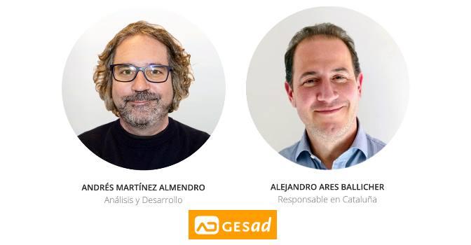 Gesad incorpora más talento en Madrid y Barcelona para asumir su crecimiento