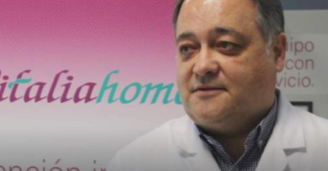 Vitalia Home nombra a Ginés Sabater como nuevo director médico