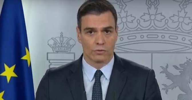 Pedro Sánchez ha anunciado la intervención de las residencias de mayores privadas de toda España para coordinar sus plazas junto a las de titularidad pública.