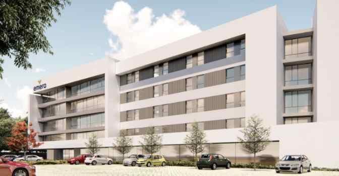 Grupo Emera abrirá una residencia de mayores en Móstoles, Madrid.
