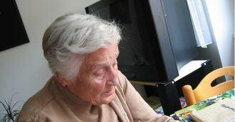 Incremento de los hogares unipersonales de mujeres mayores de 65 años