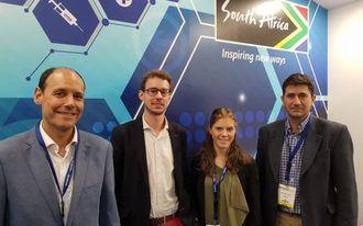 Ibernex participa en la feria sociosanitaria Africa Health 2018 y emprende una visita comercial a Sudáfrica