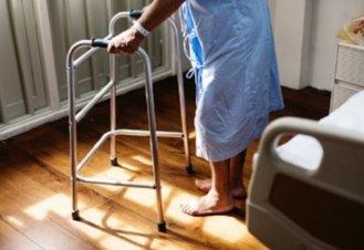 Solución anticaídas de cama Ibernex para residencias de mayores
