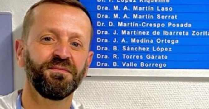 """Dr. Jesús Medina: """"Los geriatras no hemos ocupado el lugar que merecemos en el cuidado de las personas vulnerables"""""""