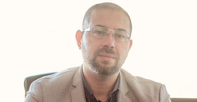 Jorge Cantero es cofundador y CEO de Cuidum.