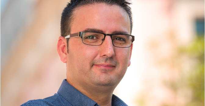 Jorge Sixto, gerente del software GdR - Gestión de Residencias.