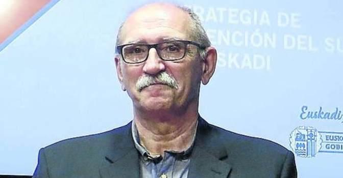Gobierno vasco nombra a José Antonio de la Rica nuevo director de atención sociosanitaria.