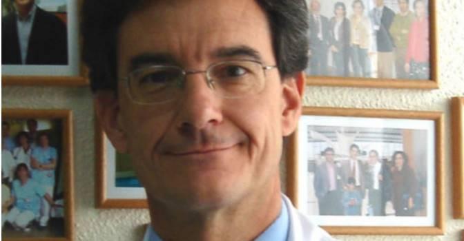 """Dr. Juan Ignacio González Montalvo: """"Las causas de defunción como consecuencia de una fractura de cadera no difieren de las habituales en la edad avanzada"""""""