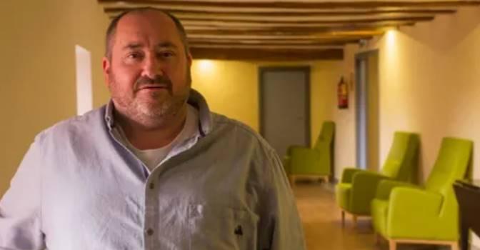 """Juan Vela: """"El coronavirus ha sido el derrumbe emocional de una parte de la población"""""""