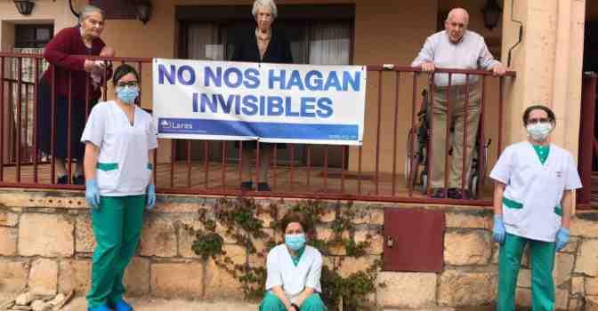 Lares lanza la campaña 'No nos hagan invisibles'