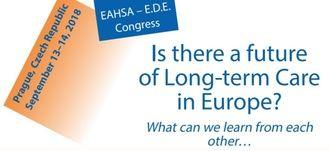 Lares participa en el Congreso de la Red Europea de Envejecimiento celebrado en República Checa