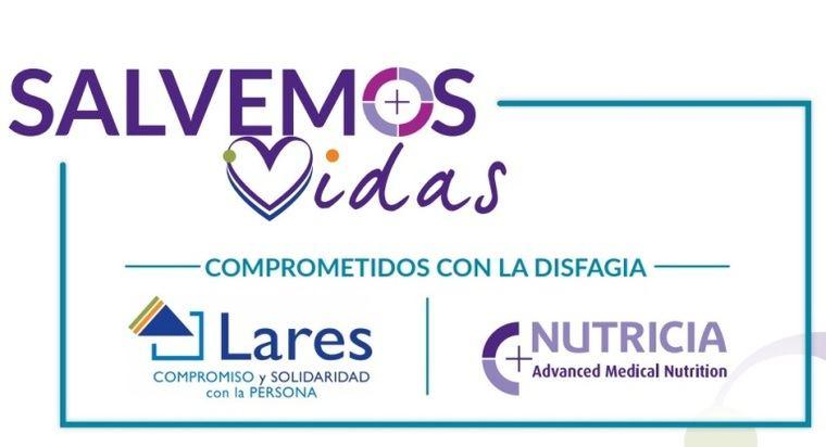 Lares lanza la campaña 'Salvemos vidas' contra la disfagia, causante de muerte por broncoaspiración