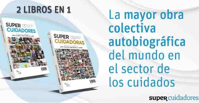 El Libro de SUPERCUIDADORES se presenta el 1 de octubre en Madrid