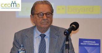 """Eduardo Rodríguez vicepresidente de CEOMA publica """"Longevidad, Salud y Pensiones"""""""