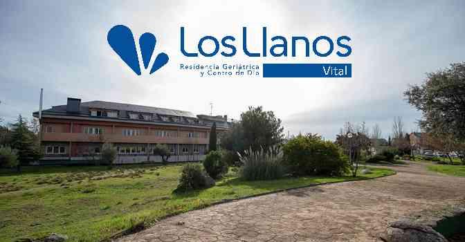 La residencia de mayores y centro de día Los Llanos Vital digitaliza la gestión de las visitas con Reserya.