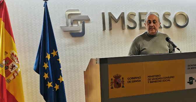 Luis Ángel López es presidente de Sprode.
