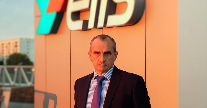 Luis Aramburu es Director Comercial del Sector de la Salud del Grupo Elis.