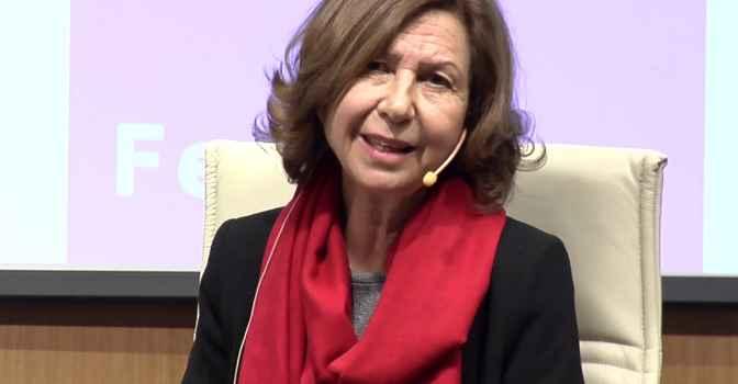 """María Victoria Zunzunegui: """"Una vida sana ayuda a tener un envejecimiento activo y saludable"""""""