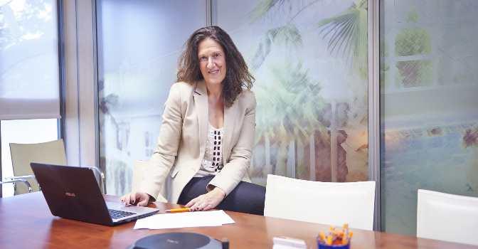 Mary Martínez es Directora Técnica de La Saleta, el primer grupo libre de sujeciones físicas en España.
