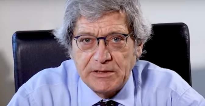 El geriatra Roberto Bernabei será el nuevo médico personal del Papa Francisco.