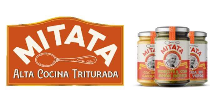 Nace 'Mitata', una línea de comida triturada para adultos con problemas de deglución.
