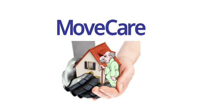 Movecare, el asistente virtual en domicilio para la dependencia, está financiado por la Unión Europea.