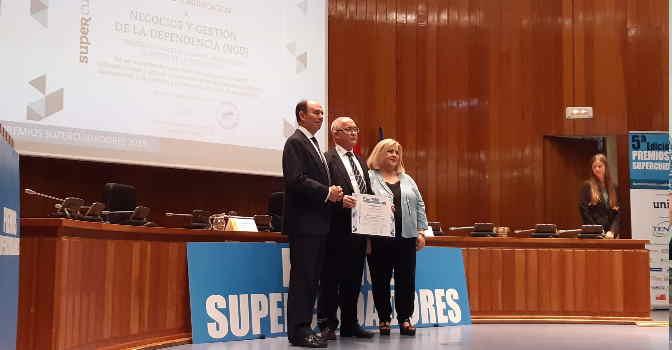 'NGD', galardonada en los Premios Supercuidadores 2019