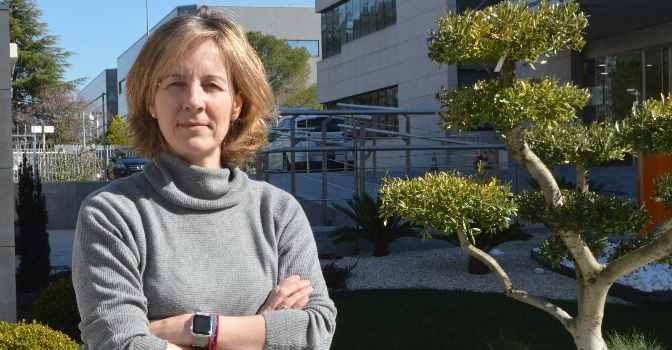 Natalia Roldán, Subdirectora General de Servicios Sociosanitarios de EULEN Sociosanitarios.
