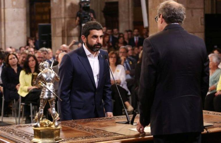 Chakir El Homrani, nuevo consejero de Asuntos Sociales de la Generalitat de Catalunya