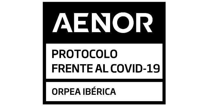 AENOR certifica a todas las residencias de mayores de Orpea contra al COVID