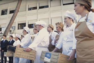 ORPEA celebra el III Torneo de Cocina entre sus chefs como si fuera un auténtico 'Masterchef'