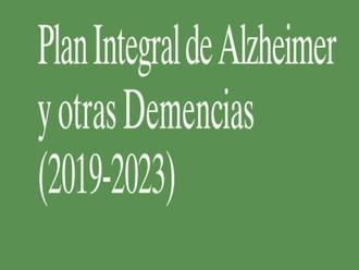 Plan Integral de Alzheimer 2019-2023