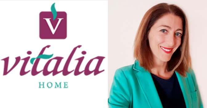 Vitalia Home nombra a Paz Membibre directora regional en Madrid.
